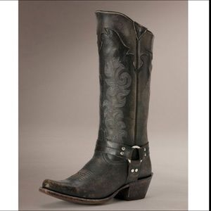 Frye Ladies Lily Harness Tall Boot